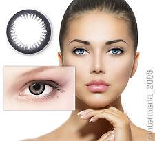 Farbige Kontaktlinsen - Natural Ring + Linsenbehälter Gratis!