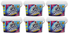 Oxi Powder Clean & Fresh Powder Bucket Multi Stain Remover, 16oz (Pack of 6)