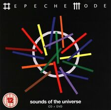 DEPECHE MODE Sounds Of The Universe CD+DVD 2009