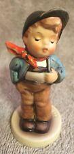 "Goebel Hummel Figurine TMK7 560 ""Lucky Fellow"" Hummel Club 3.5"""