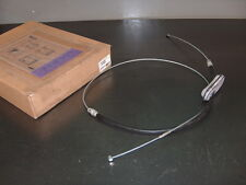 AC Delco 2000 2001 Cadillac Deville GM NOS Emergency Parking Brake Cable