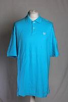 Chaps Ralph Lauren Polo Shirt Light Blue Men's Size XL NEW!