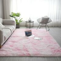Fluffy Rug Soft Plush Carpet Shaggy Carpet Bedroom Sofa Floor Mat Tatami Fur Rug