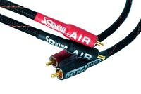 FLAGSHIP Better Cables Silver Serpent RCA AIR Audio Interconnect- Stereo PAIR