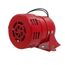 AC 220V Red Metal Motor Driven Air Raid Siren Horn Alarm CT V3W2