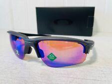 OAKLEY OO9373-0470 FLAK DRAFT Matte Steel w Prizm Golf Sport Lenses Suns $196