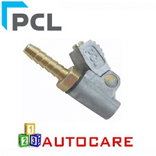 "PCL Tyre Valve Clip On Connector Open End 3/16"" Tailpiece C02E03"