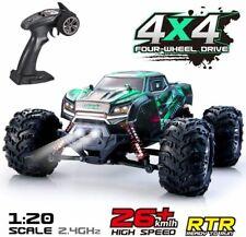 RC Auto  Monster Truck Ferngesteuert 2,4 GHz, 4WD Allrad, Maß. 1:20, 26 km/h