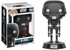 Star Wars Rogue One K-2SO #146 Funko Pop Vinyl Figure En Stock Maintenant!