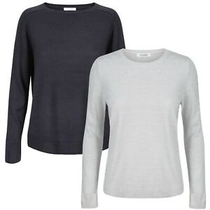New M&S Womens Jumper Cashmilon Soft Knit Crew Neck Marks & Spencer Pullover Top