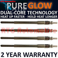 4X FOR CITROEN BERLINGO C3 C4 C5 DISPATCH 1.6 HDI DIESEL HEATER GLOW PLUGS 0502