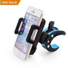 Cell Phone GPS Motorcycle MTB Bicycle Handlebar Bike Mount Holder Cradle