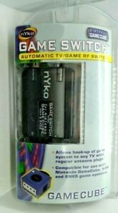Universal Auto RF SWITCH for Nintendo 64, SNES, GAMECUBE systems (New by Nyko)