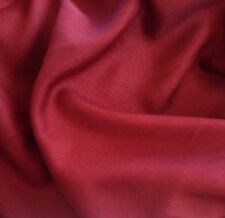 Wine Springfield Canvas Curtain & Interior Fabric Material Per Metre
