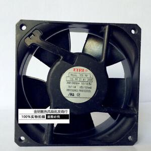 ETRI 125XR2181000 208-240v 12038 12CM All metal AC cooling fan Two insert type