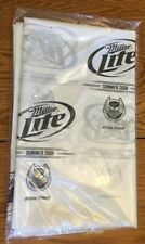 HARLEY-DAVIDSON Motorcycle 105th Anniversary Miller Lite TABLE CLOTH COVER, New!