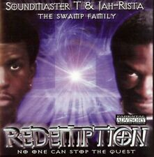 "Soundmaster T & Jah-Rista ‎""Redemption (No One Can Stop The Quest)"" Chicago Rap"