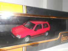 IXO FIAT UNO TURBO IE 1984 SCALA 1/43 382147