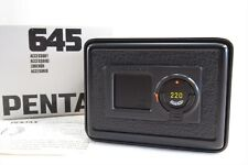 【MINT in BOX】Pentax 220 Film Back Holder for 645 645N 645NII from Japan #3246
