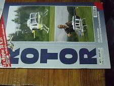 5µ?§ Revue ROTOR n° Aout 2007 Helicoptere radio commandé en Allemand