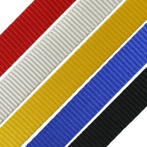 25mm High strength, abrasion resistant rope for safety tethers on boats (mi)