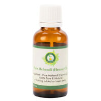 R V Essential Pure Mehendi Essential Oil 100% Natural Mehandi Oil Henna Oil
