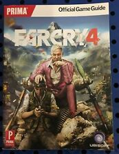 Far Cry 4: Prima Official Game Guide (Retail Sticker Damage)