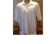Ebay Shirt Embroidered Polo Golf 3XL White Brand New Ebayana Big Tall Collar 3X