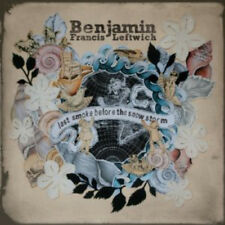Benjamin Francis Leftwich : Last Smoke Before the Snow Storm CD (2011)
