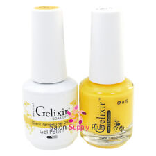 GELIXIR Soak Off Gel Polish Duo Set (Gel + Matching Lacquer) - 063