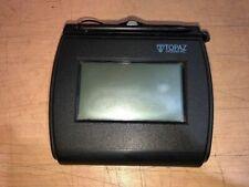 Topaz System T-Lbk750-Bhsb-R Signature Capture Pad