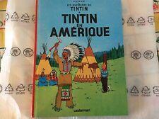 Tintin en amerique HERGÉ