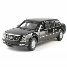 Cadillac DTS Cadillac One Limousine 1:32 Car Model Diecast Toy Vehicle Black Kid