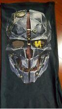 Dishonored 2 II Reversible Cloth Mask Rare Promo New Unused Bethesda Corvo Emily