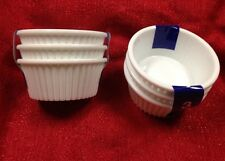 Lovely Red Ramekin Sauce Cups Side Sauce Dish Salsa Dip Bowl for Kitchen 3 Pack