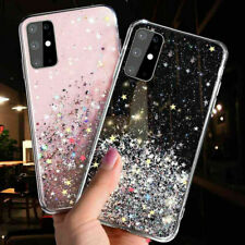 Glitter Case For Samsung Galaxy A11 A51 A71 A21S Soft Silicone Phone Cover