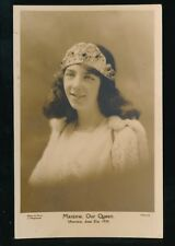 Cumbria ULVERSTON Marjorie Our Queen 1930 unused RP PPC by Exors/Hargreaves