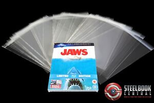 SW4 Premium Blu-ray Digibook Protective Wraps / Sleeves (Pack of 25)