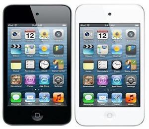 NEW-Apple iPod Touch 4th Generation 8GB-16GB -32GB BLACK/ WHITE