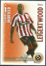 SHOOT OUT 2006-2007-SHEFFIELD UNITED-MIKELE LEIGERTWOOD