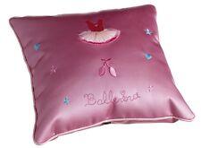 Pink Satin Tutu Ballet Cushion Pillow Christmas Stocking Gift By Katz CU-7531