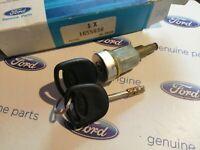 Ford Transit MK3 New Genuine Ford fuel cap lock and keys