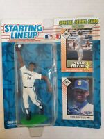Lot of 3 different KEN GRIFFEY JR. - Seattle Mariners - Starting Lineup SLU MLB
