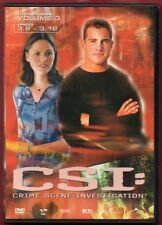 CSI: Crime Scene Investigation - TERZA STAGIONE vol. 3 - NUOVO NO CELLOPHANE