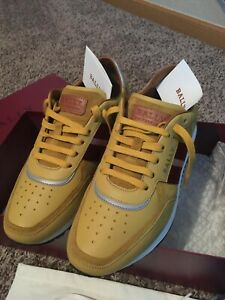 Bally authentic Sneakers-Yellow
