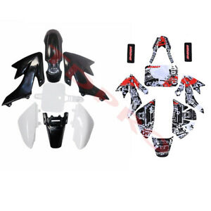 Motorcycle For Honda CRF50 sticker graphic Plastic body kit dirt pit bike Style
