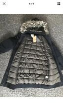 Next Ladies Winter Parka/coat/jacket Size 16 New With Tags Rrp £82 Blue