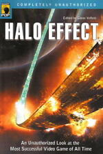 Halo Effect A Look At the Popular Video Game Trade Book NEW UNREAD