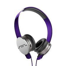 SOL Republic 1241-05 Headband Headphones - Purple