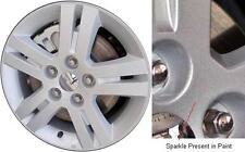 Dodge Caravan  Wheel Touch Up Paint Sparkle SILVER